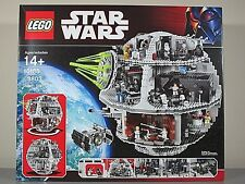 NEW FACTORY SEALED LEGO Star Wars Death Star 10188 - Retired Discontinued