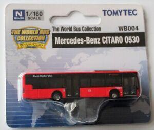 Faller 974545 Spur N Bus-System Citaro DB  #NEU in OVP##