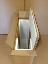"""TV BOX for 32"""" Flat Screen- with Hexacomb & Foam liner"""