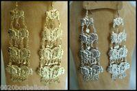 belly dance Earrings tribal ethinic gypsy egyptian new           110