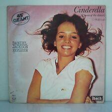 "Daniel Jackson Explosion – Cinderella (Vinyl 12"", Maxi 45 Tours)"