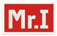 DETROIT RED WINGS PATCH MIKE ILITCH MR. I IN HONOUR MEMORIAL NHL ON-ICE LOGO RED