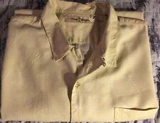 Tommy Bahama s/s Hawaiian Casino Card Risk silk camp shirt Men's size XL