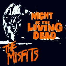 "The Misfits - Night Of The Living Dead 7"" (orange vinyl)"