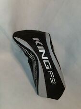 King Cobra F9 Driver Head Cover  Brand New