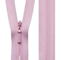 Mid Pink YKK Concealed Zip Invisible Zip Closed End (20cm23cm41cm56cm)