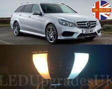 Mercedes E Class Estate W212 S212 Full Interior White LED Kit