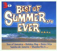 Best of Summer ever (70's-90's, 2000) Santa Esmeralda, I Santo Californ.. [3 CD]