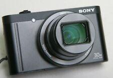 SONY 'CYBER-SHOT' DSC-WX500 DIGITAL CAMERA - ZEISS SONAR LENS - 30x OPTICAL ZOOM