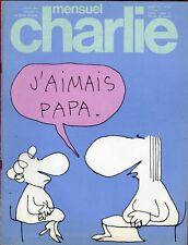 """""""CHARLIE MENSUEL N°85 / février 1976"""" COPI : Papa a été mangé"""