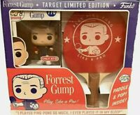 Funko POP! Movies Collectors Box: Forrest Gump Blue Ping Pong Outfit #770 rare