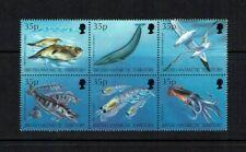 South Georgia: 1994, Antarctic Food Chain,   MNH  set