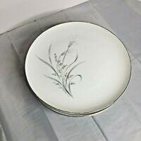 "Vintage Castlecourt Wheat Spray Japan China 10.5"" Dinner Plate EUC"