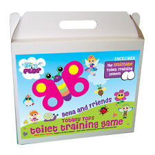 Toilet Training Girls with the Best Potty Train System