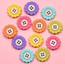 Dress It up Sew Cute Sunflowers 6943 - Embellishments Daisy Flower Garden