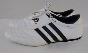 Adidas Indoor Trainig Leather Sports SM II Shoes US 8.5 Martial Arts MMA Karate