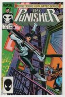 PUNISHER #1, NM- Mike Baron, Janson, 1987, guns, Blood, more Marvel in store