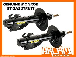 REAR MONROE GT GAS SHOCK ABSORBERS FOR TOYOTA CAMRY SEDAN & WAGON 1/1996-7/1997