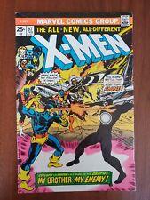 X-MEN #97 1976 MARVEL BRONZE AGE 1ST APP LILANDRA & THE SHI'AR KEY CYCLOPS HAVOK