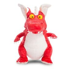 Room on the Broom Dragon Plush Toy. Cuddly Cool Kids Witch Movie Book Gift