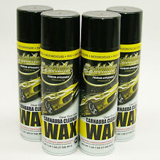 EZ WAX 579221 Premium Spray Wax EZ Detailer Waterless Cleaning Wax 4 Pack