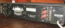 "Tv/Audio/Video/Impianti HI-FI"" AMPLIFICATORE CREST AUDIO FA 901 ""1800 Watts Max"