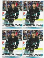 Joachim Blichfeld RC 2019-20 SP Authentic UD Update Young Guns SEE DESCRIPTION