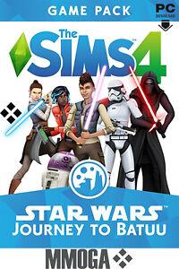 Sims 4 Star Wars: Journey to Batuu Key - EA Origin Addon PC Digital Code [EU/DE]