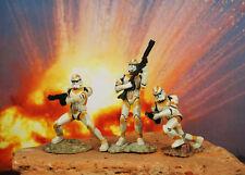 Hasbro Star Wars LFL 1:32 Soldier Figure Clone Trooper Stormtrooper Battalion
