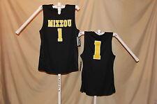 MISSOURI TIGERS   Basketball Jersey  #1   size  XL   by Pro Edge     NWT