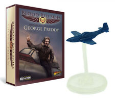 New Warlord Games Blood Red Skies US Ace Pilot George Preddy set