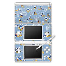 Nintendo DS Lite Folie Aufkleber Skin - Donald Pattern