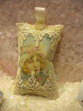 Lavender Potpourri Sachet: Victorian Beauty no 4