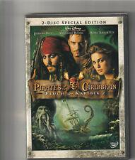 DVD Pirates of the Caribbean - Fluch der Karibik 2