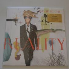 DAVID BOWIE - REALITY - 2014 MUSIC ON VINYL LP  LTD. EDITION COLOR VINYL