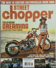 Street Chopper Spring Summer 2016 California Dreaming Panhead FREE SHIPPING sb