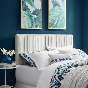 FULL/QUEENHeadboard IVORY MODWAY