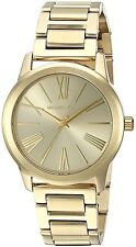 Michael Kors Women's MK3490 Hartman Gold-Tone Ladies Watch MK3490