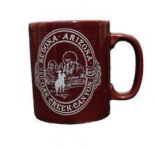 Sedona Arizona Oak Creek Canyon Coffee Mug Cup 8oz