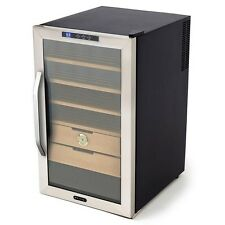 Cooler Humidors for Cigars Preserve Storage Freestanding Tobacco Cooling System