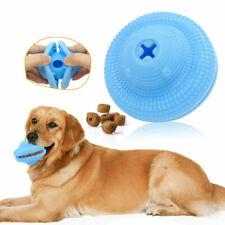 Dog Treat Dispensing Toy Ball Food Leakage Toothbrush Dispenser for Clean Teeth