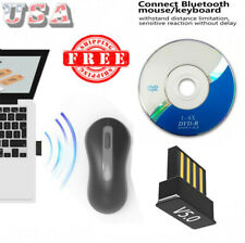 Mini Wireless USB Bluetooth 5.0 Adapter Dongle For PC Laptop Windows 7/ 8/10 Lot