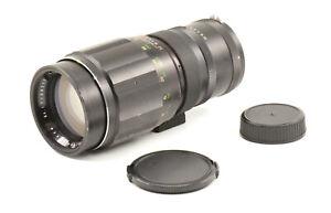 Soligor Tele-Auto 300mm F5.5 Non-Ai Lens For Nikon F Mount! Good Condition!