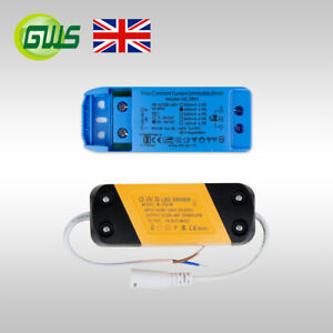 Universal LED Panel Light Driver AC85-265V DC3-84V 1-24W 300mA DIY Lighting CE