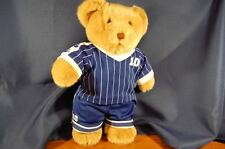 "Basketball Jersey Uniform Plush Teddy Bear Player 14"" Build a Bear"