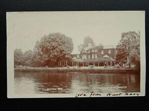 Buckinghamshire Wooburn BOURNE END c1909 RP Postcard by Findlow & Co.