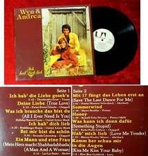 LP Wyn & Andrea: Ich hab Dich lieb (United Artists UAS 29 954 OT) D 1976