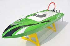 DT M455 Millet Electric 30A ESC Brushless RC Racing Boat Fiber Glass PNP Green