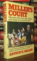 Miller, Arthur R. MILLERS COURT  1st Edition 1st Printing