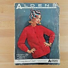 Vintage 1963 Aldens Fall and Winter Catalog